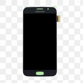 Galaxy S6 - Samsung Galaxy S6 Touchscreen Liquid-crystal Display Display Device Computer Monitors PNG