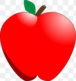 Cartoon Apples With Faces - Apple Cartoon Clip Art PNG