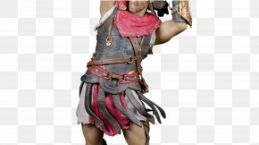 Pixel Art Assassin's Creed - Assassin's Creed Odyssey Figurine Video Games Collectable Ubisoft PNG