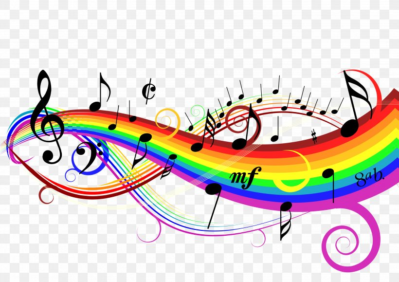 Clip Art Vector Graphics Musical Note Image, PNG, 3508x2480px, Musical Note, Clef, Free Music, Music, Music Download Download Free
