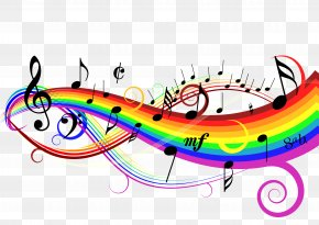 Style Music - Clip Art Vector Graphics Musical Note Image PNG