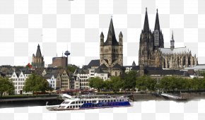 Cologne Cathedral Vision - Cologne Cathedral Rhine Colonia Claudia Ara Agrippinensium Architecture PNG