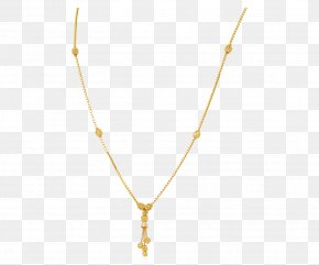 Necklace - Necklace Chain Jewellery Gold Charms & Pendants PNG