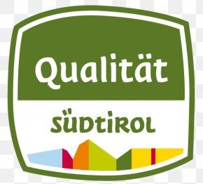 Qualität Aus Südtirol Geographical IndicationQualité - South Tyrol Quality Mark Bolzano H&H Shop PNG