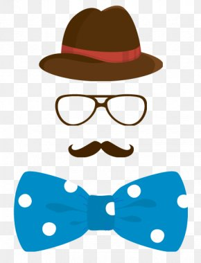 Men's Hat Glasses Beard Bow Tie - Android Application Package Mobile App Application Software Google Play PNG