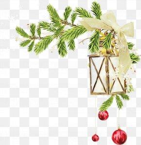 Christmas Ornament Pine - Christmas Ornament PNG