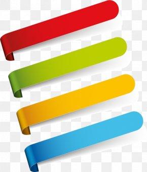 Color Ribbons - Ribbon Color PNG