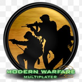 Call Of Duty Modern Warfare 2 9 - Silhouette Font PNG