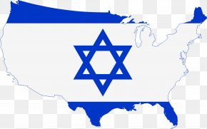 United States - Flag Of Israel President Of The United States Israeli Declaration Of Independence PNG