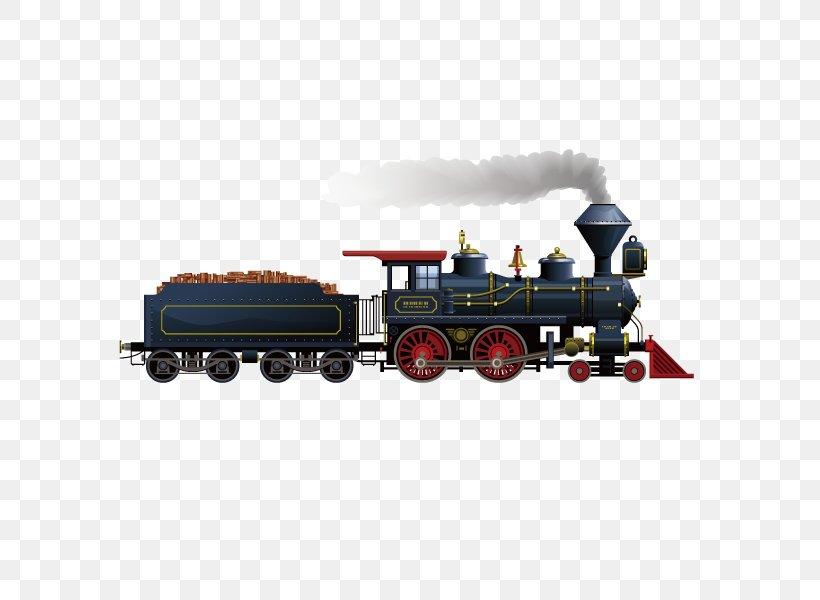 Rail Transport Train Steam Locomotive, PNG, 600x600px, Train, Car, Locomotive, Logo, Motor Vehicle Download Free