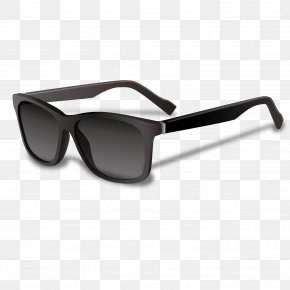 Vector Black Sunglasses - Sunglasses Hugo Boss Cxe9line Eyewear PNG
