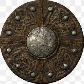 Shield - The Elder Scrolls V: Skyrim The Elder Scrolls Online Shield The Elder Scrolls III: Morrowind Video Game PNG