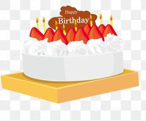 Birthday Cake - Birthday Cake Tart Clip Art PNG