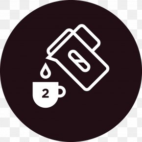 Milk Spalsh - Logo Symbol Hot Chocolate Brand PNG