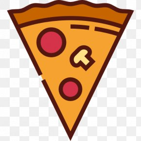 Pizza - Pizza Italian Cuisine Junk Food Fast Food Icon PNG