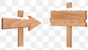 Cartoon Location Flag Element - Snow PNG