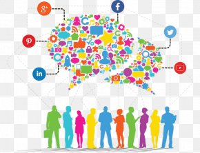 Social Media - Digital Marketing Social Media Marketing Online Community Manager PNG