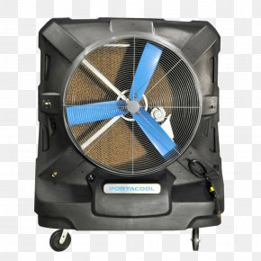 Fan - Evaporative Cooler Computer System Cooling Parts Fan Air Conditioning Company PNG