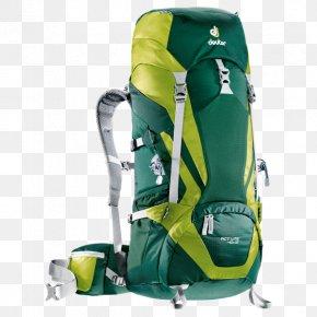 Backpack - Deuter Sport Backpacking Hiking Deuter ACT Lite 40 + 10 PNG