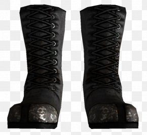 Boots - Fallout 4 Old World Blues Fallout: New Vegas Boot Shoe PNG