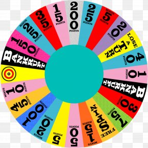 Wheel Of Fortune - DeviantArt Game Show YouTube Broadcast Syndication PNG