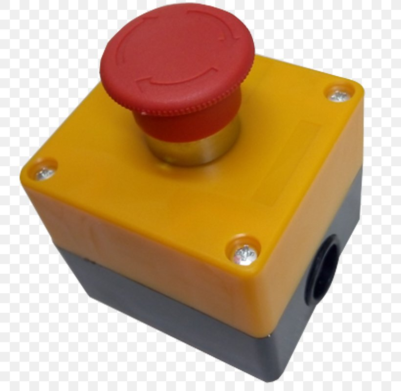 Push-button Yellow Fungus Box Color, PNG, 800x800px, Pushbutton, Box, Color, Diameter, Electronic Component Download Free