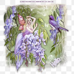 Fairy - Floral Design Fairy Flowering Plant PNG