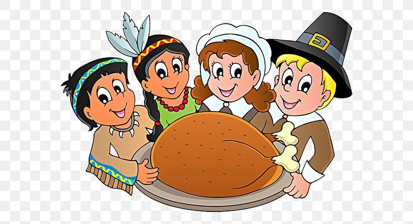 Thanksgiving Day Pilgrims Clip Art, PNG, 600x446px, Thanksgiving, Art, Cartoon, Child, Columbus Day Download Free