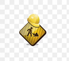 Construction Helmets Icon - Architectural Engineering Hard Hat Icon PNG