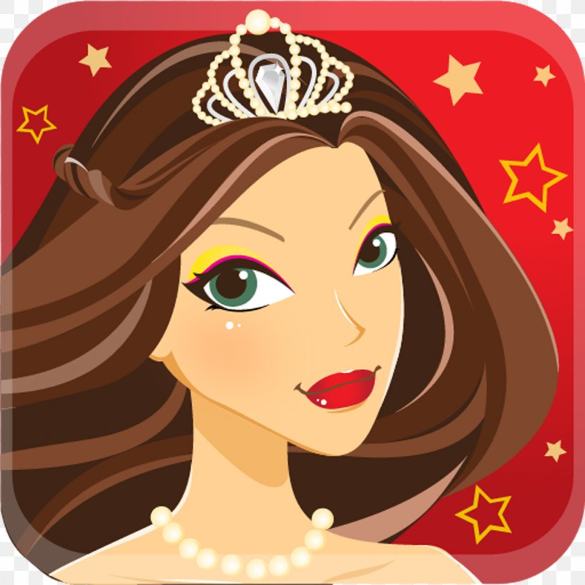 High School Prom Queen Prom Queen Dress Up, PNG, 1024x1024px, Watercolor, Cartoon, Flower, Frame, Heart Download Free