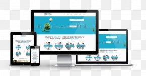 Web Development - Responsive Web Design Web Development Handheld Devices Mobile Phones PNG