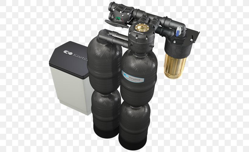 Water Softening Water Supply Network Kinetico San Antonio Drinking Water Water Treatment, PNG, 500x500px, Water Softening, Camera Accessory, Cylinder, Drinking Water, Electricity Download Free
