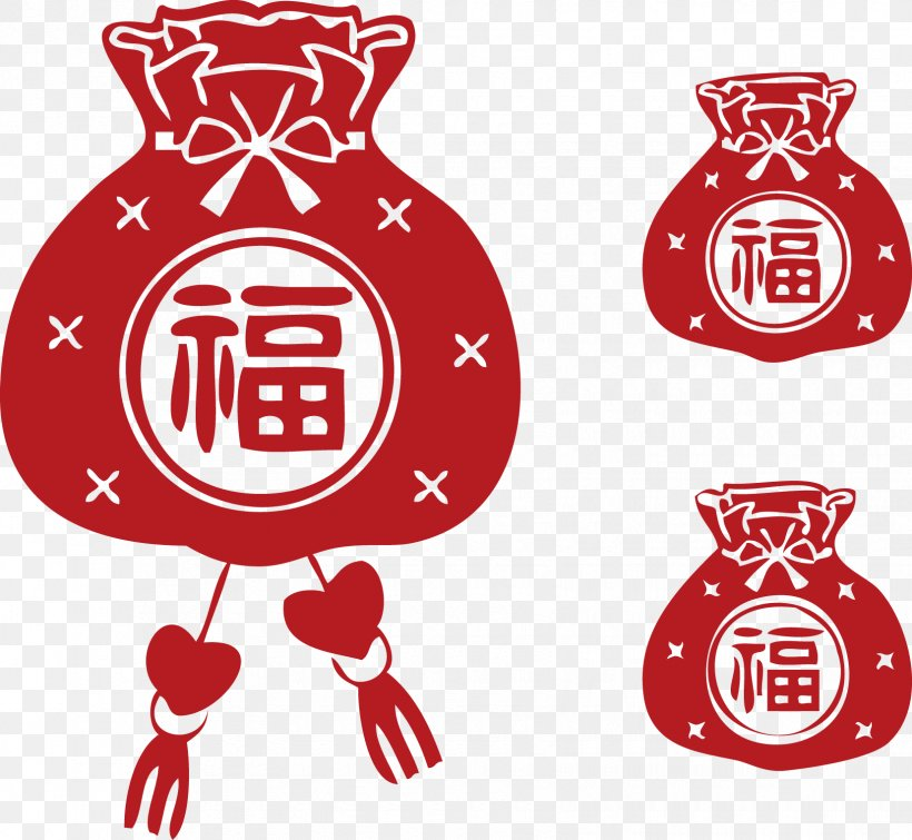 Chinese New Year Fukubukuro Clip Art, PNG, 1655x1524px, Chinese New Year, Area, Bag, Brand, Caishen Download Free