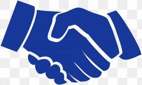 Handshake Transparent Clip Art Image - Handshake Icon Clip Art PNG