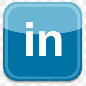 Get Linkedin Logo Pictures - Social Media LinkedIn Website Button PNG