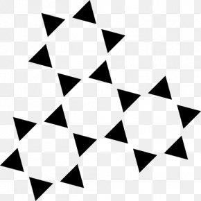 Polygonal Shapes - Triangle Polygon Shape Star Area PNG