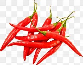 Red Chili Pepper Image - Chili Pepper Black Pepper Chili Con Carne Capsicum PNG