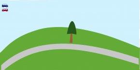 Big Hill Cliparts - Computer Animation Clip Art PNG