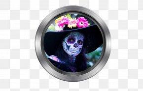 La Calavera Catrina Day Of The Dead Mexico Death PNG