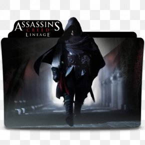 Assassin's Creed Lineage - Assassin's Creed III Ezio Auditore Video Game PNG