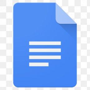 Google - Google Docs G Suite Document PNG