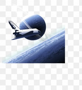 Space Spaceship - Spacecraft Space Shuttle Deceleration Of Time PNG