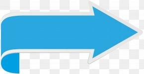 Blue Arrow Clip Art - Wiring Diagram Clip Art PNG