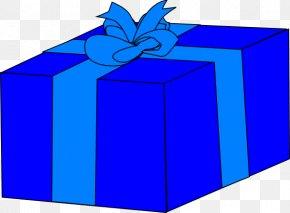 Gift Box Clipart - Decorative Box Gift Clip Art PNG