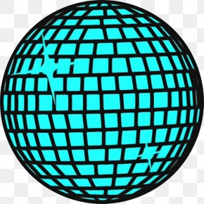 Sphere Aqua - Turquoise Aqua Sphere Turquoise Circle PNG