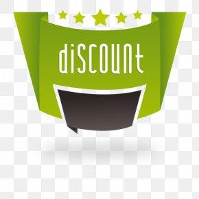 Discount Label - Paper Label PNG