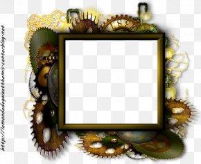 Flower - Picture Frames Flower Font PNG