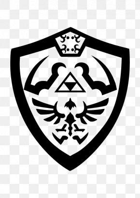 Shield - The Legend Of Zelda: Skyward Sword Link Shield Princess Zelda PNG