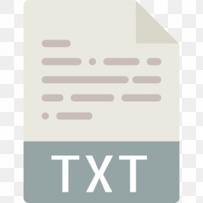 TXT File - Document File Format Microsoft Word PNG