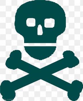 Skull Logo - Human Skull Symbolism Skull And Crossbones Clip Art PNG